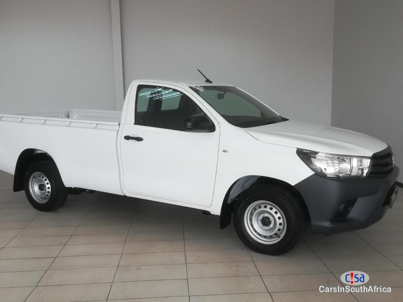 Pictures of Toyota Hilux 2.5 Manual 2020