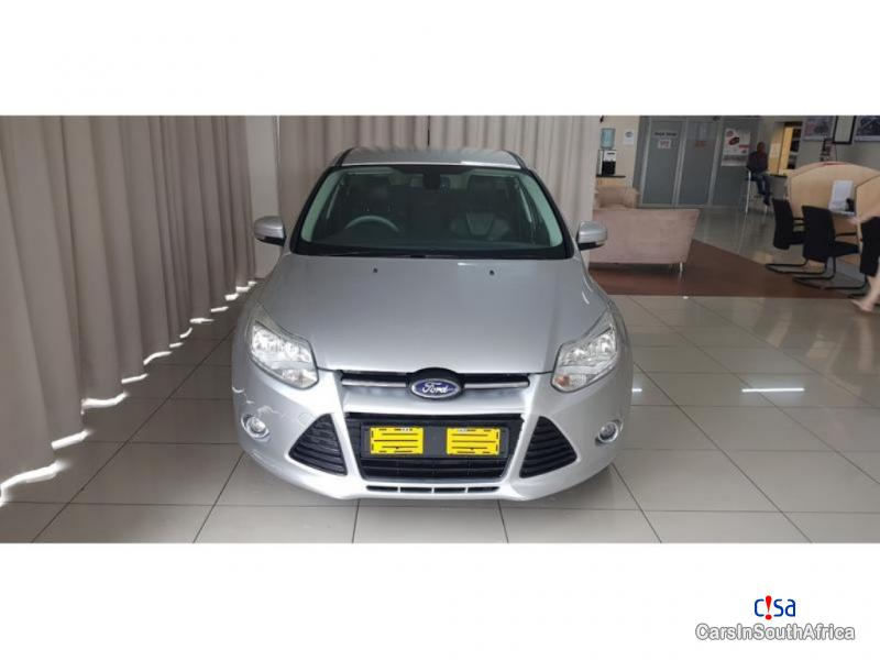 Picture of Ford Focus 1.6 Manual 2015