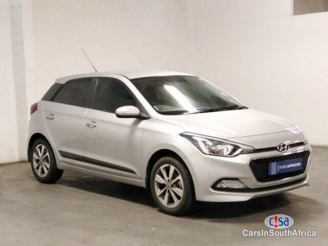 Picture of Hyundai i20 Manual 2017
