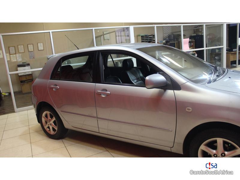 Toyota Runx LE Manual 2006 - image 5