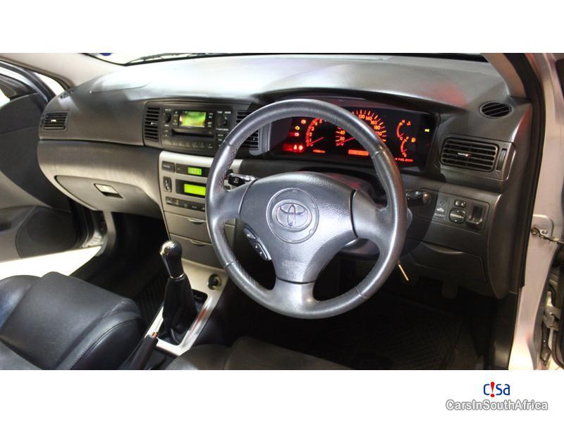 Toyota Runx LE Manual 2006 - image 7