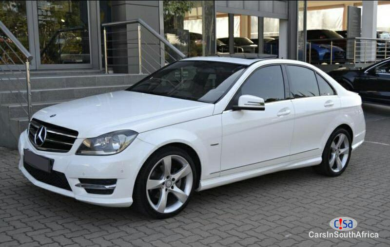 Picture of Mercedes Benz C-Class 2.0L Semi-Automatic 2013