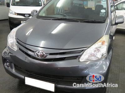 Picture of Toyota Avanza Toyota Manual 2014