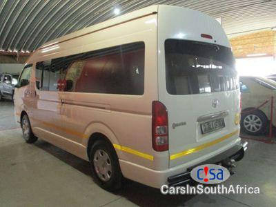 Toyota HiAce 2.7 Manual 2013 in Limpopo