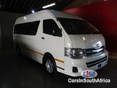Toyota HiAce 2.7 Manual 2013 in South Africa