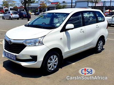 Picture of Toyota Avanza 1.5 Sx 7 Seater Manual 2016