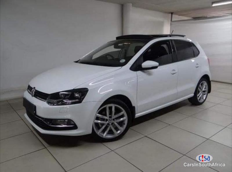 Pictures of Volkswagen Polo 1.2 Highline Automatic 2016