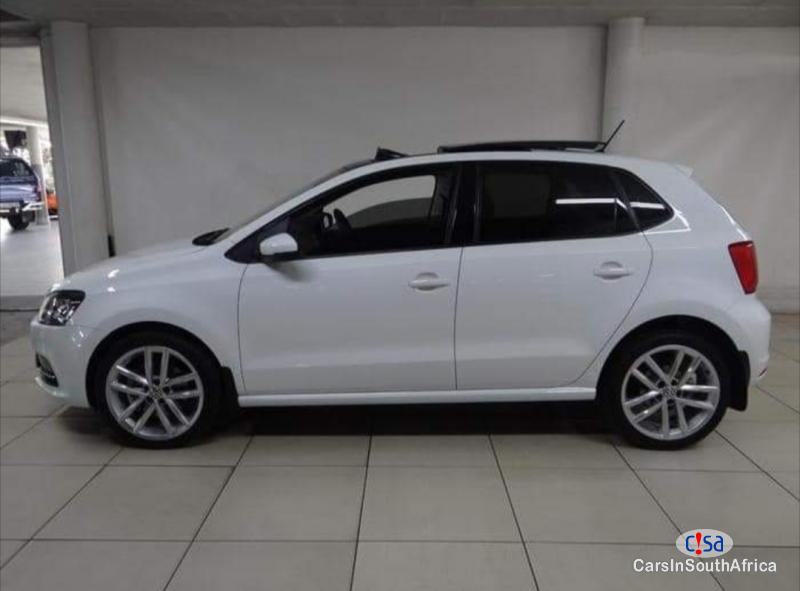 Volkswagen Polo 1.2 Highline Automatic 2016 in Limpopo