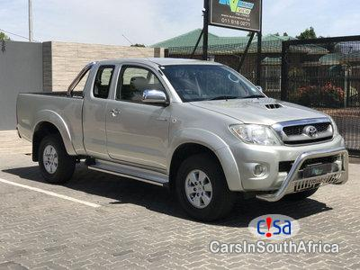 Pictures of Toyota Hilux 3.0 Manual 2011