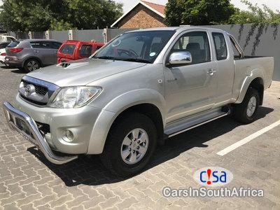 Toyota Hilux 3.0 Manual 2011 in South Africa