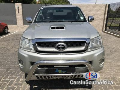 Picture of Toyota Hilux 3.0 Manual 2011 in South Africa