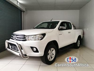 Picture of Toyota Hilux 2.8GD-6 RAIDER RB EXTENDED CAB BAKKIE Manual 2017