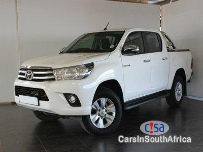 Picture of Toyota Hilux 2.8GD-6 RAIDER RB DOUBLE CAB AUTO BAKKIE Automatic 2017