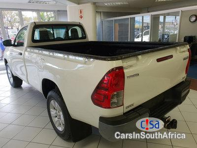 Picture of Toyota Hilux 2.4 GD-6 SRX 4X4 SINGLE CAB Manual 2018