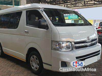 Picture of Toyota Quantum 2.4 D-4d 14 Seats Manual 2014