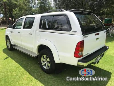 Toyota Hilux Automatic 2011 in South Africa