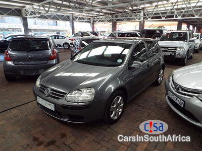 Picture of Volkswagen Golf 2.0 Manual 2009 in Western Cape