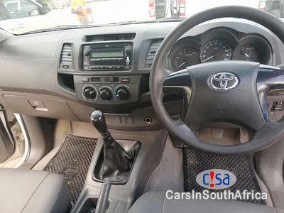 Toyota Hilux 2.5 Manual 2013 in South Africa