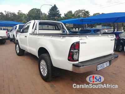 Picture of Toyota Hilux 2.5 Manual 2013 in South Africa