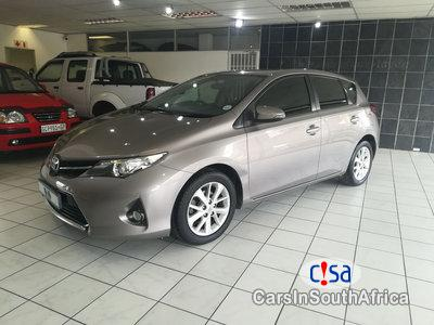 Pictures of Toyota Auris 1.6 Manual 2014