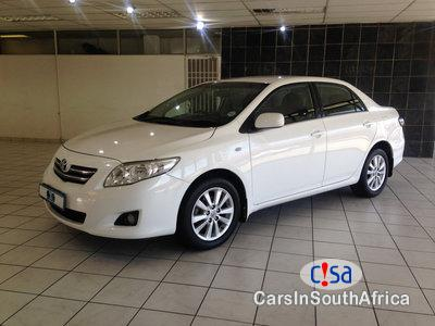 Pictures of Toyota Corolla 1.3 Manual 2009