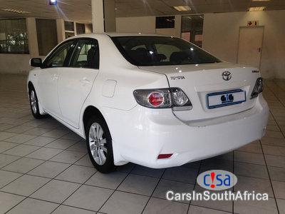 Toyota Corolla 1.3 Manual 2009