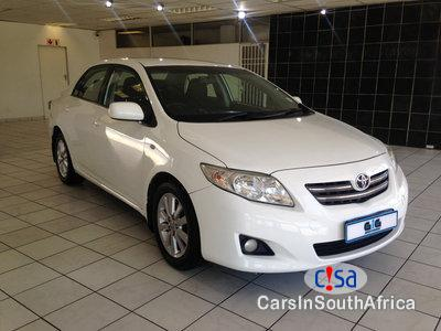 Picture of Toyota Corolla 1.3 Manual 2009 in South Africa