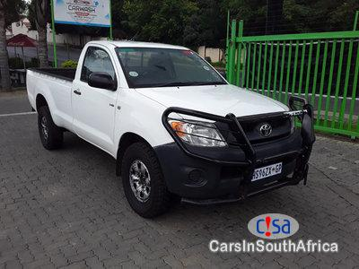 Picture of Toyota Hilux 2.5 Manual 2011