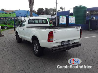 Picture of Toyota Hilux 2.5 Manual 2011 in Northern Cape