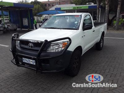 Picture of Toyota Hilux 2.5 Manual 2011 in South Africa