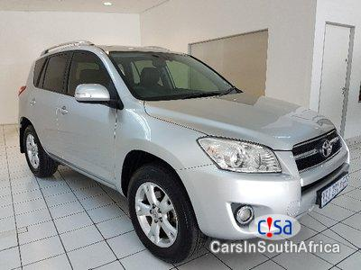 Picture of Toyota RAV-4 2.0 Automatic 2009