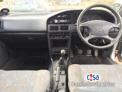 Toyota Tazz 1.6 Manual 2006 in South Africa