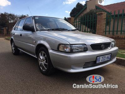 Picture of Toyota Tazz 1.6 Manual 2006 in Free State