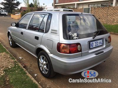 Picture of Toyota Tazz 1.6 Manual 2006 in South Africa
