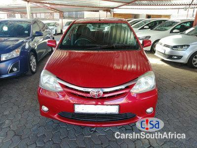 Toyota Etios 1.5 Manual 2012