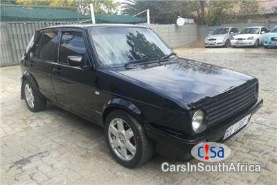 Picture of Volkswagen Golf 1.6 Manual 2010 in South Africa