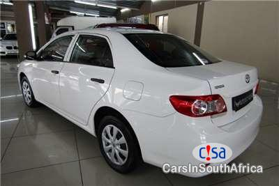 Pictures of Toyota Corolla 1.3 Manual 2014
