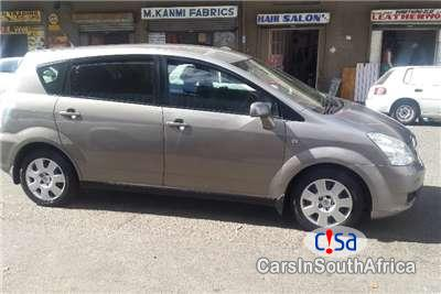 Toyota Verso 1.6 Manual 2007 in Northern Cape