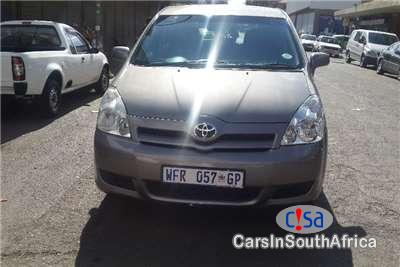 Picture of Toyota Verso 1.6 Manual 2007 in South Africa