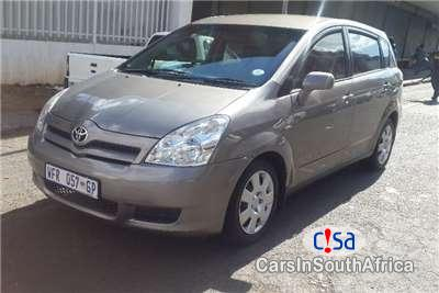 Toyota Verso 1.6 Manual 2007 in South Africa - image