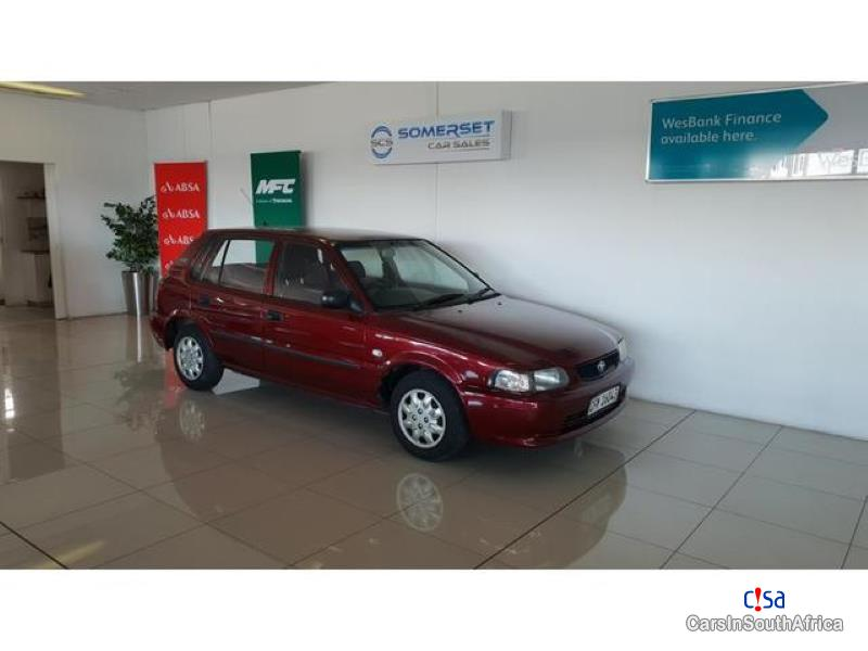 Picture of Toyota Tazz 1.3 Manual 2005 in South Africa