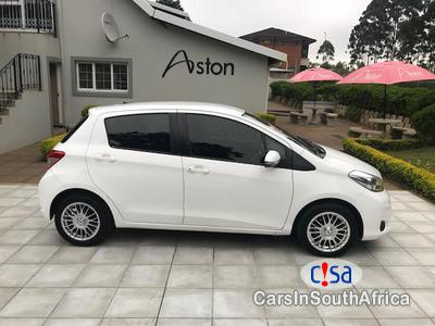 Picture of Toyota Yaris 1.3 Manual 2014 in North West