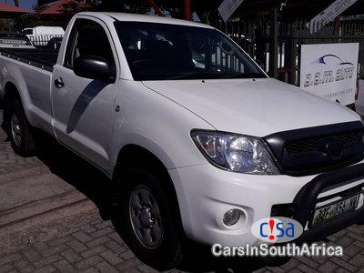 Picture of Toyota Hilux 2.5 Manual 2009 in Northern Cape