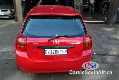 Toyota 4Runner 1.6 Manual 2008 in Limpopo