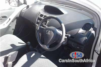 Toyota Yaris 1.3 Manual 2012 in South Africa