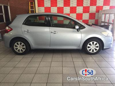 Picture of Toyota Auris 1.3 Manual 2010