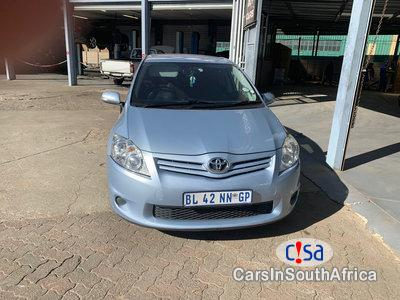 Toyota Auris 1.6 Manual 2011 in South Africa
