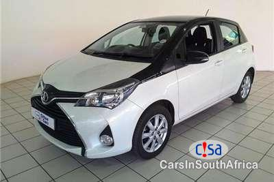Picture of Toyota Yaris 1.3 Automatic 2017