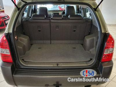 Picture of Hyundai Tucson 2.0 Manual 2008 in Eastern Cape