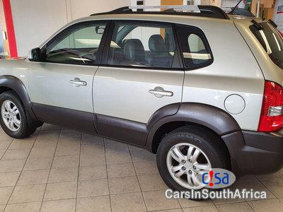 Picture of Hyundai Tucson 2.0 Manual 2008 in South Africa